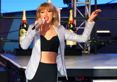 Taylor Swift; Image courtesy: Getty Images for Moet & Chandon Astrid Stawlarz