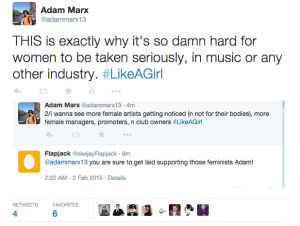 The sexism problem that needs to be solved