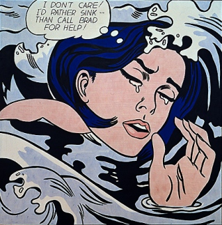 Roy Lichtenstein;