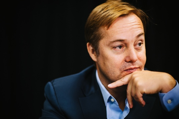 Jason Calacanis; image courtesy of the AngelList Radio podcast