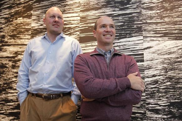 Marc Andreessen (left) and Ben Horowitz (right); image courtesy of Forbes